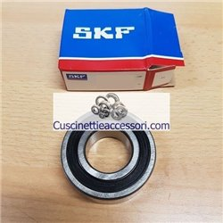 Cuscinetto 62302-2RS1 SKF 15x42x17 Weight 0,107 62302-2rs,623022rs1,62302-a-2rsr,62302-2rs1