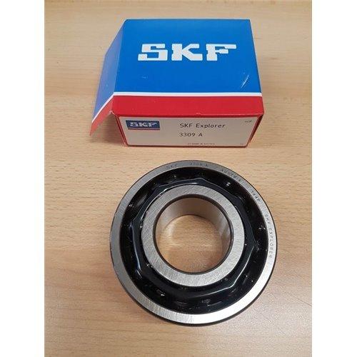 Cuscinetto 3309 A SKF 45x100x39,7 Gabbia in acciaio 3309A