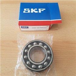 Cuscinetto 2207 EKTN9/C3 SKF 35x72x23 Weight 0,371 2207EKTN9C3