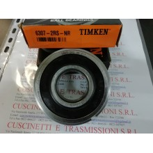 Cuscinetto 6307-2RS-NR Timken 35x80x21 Weight 0.45