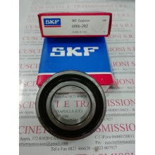Cuscinetto 6006-2RZ SKF 30x55x13 Weight 0,118 60062RZ