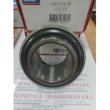 Cuscinetto YAR 212-2F SKF 60x110x65,1 Weight 1,3632 YAR2122F