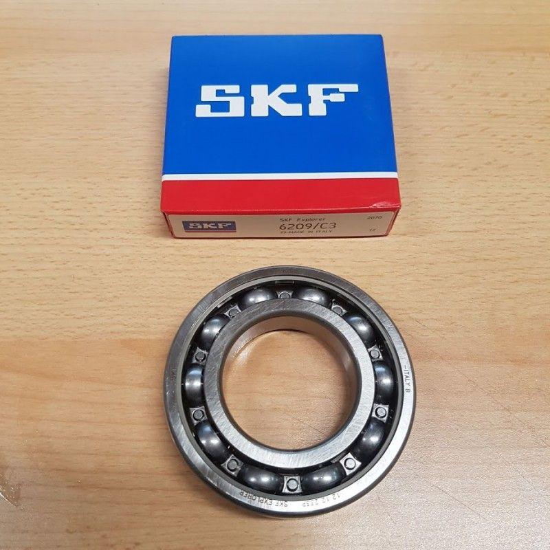 Cuscinetto Rigido a Sfere 6209/C3 SKF 45x85x19 6209C3