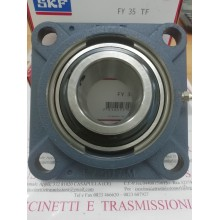 Supporto FY 35 TF SKF 35x118x46,4 Weight 1,33 FY35TF