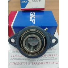 Supporto FYTB 35 TF SKF 35x156x46,4 Weight 1,2 FYTB35TF
