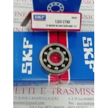 Cuscinetto 1200 ETN9 SKF 10x30x9 Weight 0,0337 1200,1200ETN9,1200TVH,