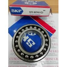 Cuscinetto 1211 EKTN9/C3 SKF 55x100x21 Weight 0,673 1211EKTN9C3