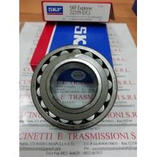 Cuscinetto 22209 E/C3 SKF 45x85x23 Weight 0,5649 22209EC3