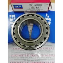 Cuscinetto 22212 E/C3 SKF 60x110x28 Weight 1,1395 22212EC3