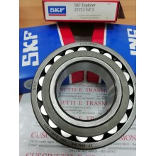 Cuscinetto 22213 E/C3 SKF 65x120x31 Weight 1,5216 22213EC3