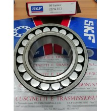Cuscinetto 22214 E/C3 SKF 70x125x31 Weight 1,6008 22214C3,22214EC3,22214E1C3,22214E1XLC3,-