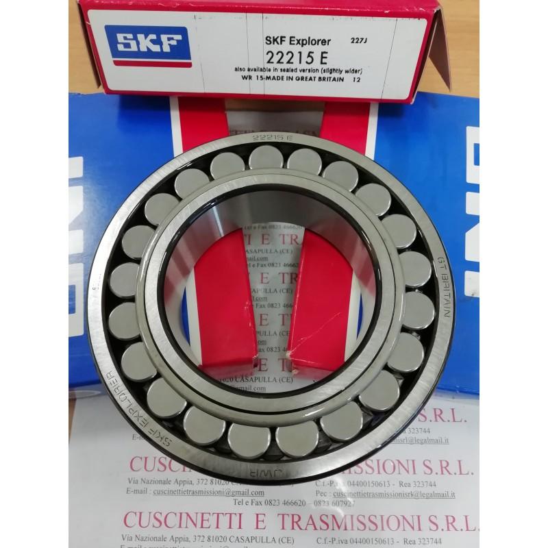 Cuscinetto 22215 E SKF 75x130x31 Weight 1,6811 22215,22215E,22215CCW33,22215E1,22215E1XL,