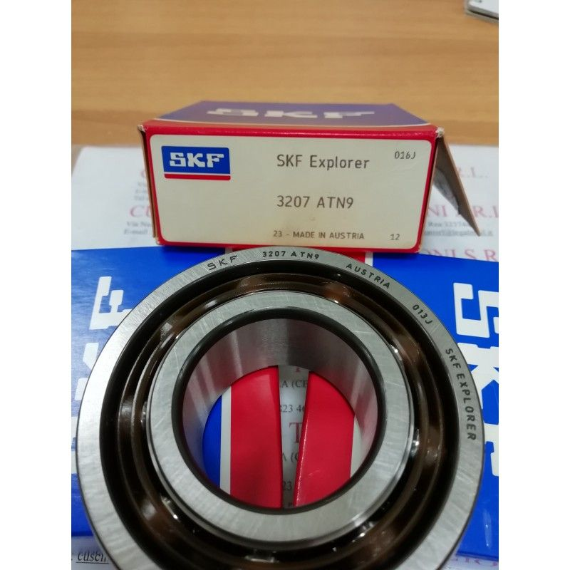 Cuscinetto 3207 ATN9 SKF 35x72x27 Weight 0,434 3207,3207ATN9,