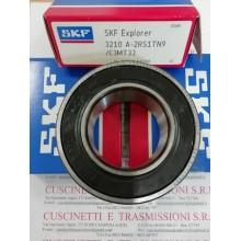 Cuscinetto 3210 A-2RS1TN9/C3MT33 SKF 50x90x30,2 Weight 0,673 32102rsc3,3210-2rsc3,3210a2rs1tn9/c3mt33,3210bdxl2hrstvhc3,