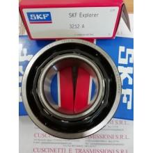 Cuscinetto 3212 A SKF 60x110x36,5 Gabbia in acciaio 3212,3212A