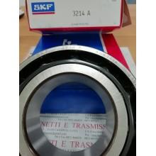 Cuscinetto 3214 A SKF 70x125x39,7 Gabbia in acciaio 3214,3214A,