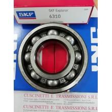 Cuscinetto 6310 SKF 50x110x27 Weight 1,0461 6310,6310C,6310-C