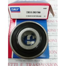 Cuscinetto 2303 E-2RS1TN9 SKF 17x47x19 Weight 0,156 2303E2RS1TN9,2303-2RS,2303-2RS-TVH,2303,