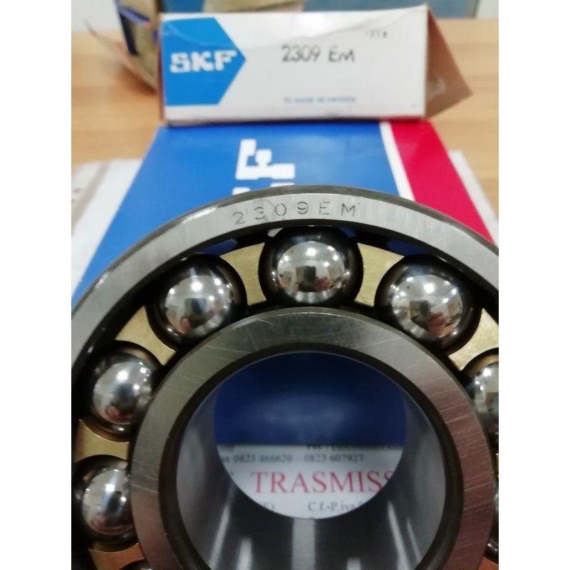 Cuscinetto 2309 EM SKF 45x100x36 Weight 1,314 2309EM,2309-EM,2309M,2309-M