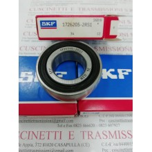 Cuscinetto 1726205-2RS1 SKF 25x52x15 Weight 0,1147 17262052rs1,1726205,205nppb,6205see,cs6205,cs205llu,ud205,k6205