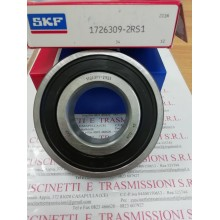 Cuscinetto 1726309-2RS1 SKF 45x100x25 Weight 0,784 17263092rs1,1726309,309nppb,6309see,cs309,cs309llu,ud309,k6309