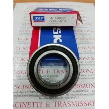 Cuscinetto Rigido a Sfere 6008-2RS1 SKF 40x68x15 6008-2RS1,60082RS,6008-2RS,6008-C-2HRS,60082RS1,6008DDU,6008LLU