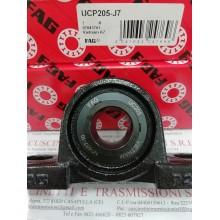 Supporto UCP205-J7 Fag 25x140x71 Peso 0,856