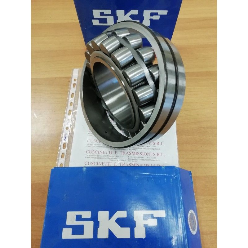 Cuscinetto 22228 CCK/C3W33 SKF 140x250x68 Weight 13,662 22228CCKC3W33