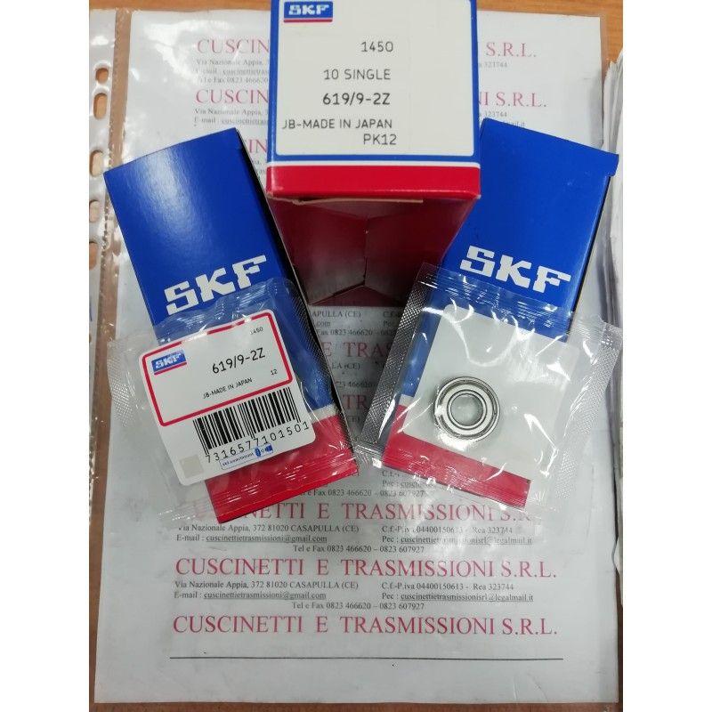 Cuscinetto 619/9-2Z SKF 9x20x6 Weight 0,0075 61992Z,319/92Z,619/9-2Z