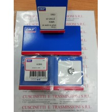 Cuscinetto 618/6 SKF 6x13x3,5 Weight 0,002 6186,618/6,686,