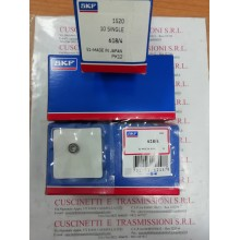 Cuscinetto 618/4 SKF 4x9x2,5 Weight 0,0007 6184,618/4,618-4,684,