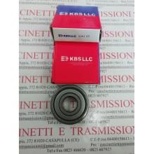 Cuscinetto Silenzioso per Motori Elettrici 6201 2Z EMQV2 KBS/USA 12X32X10