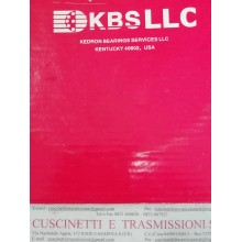 Cuscinetto RLS 10 NR 31.75x69.85x17.463 KBS
