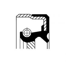 Anello di Tenuta (Paraolio) 40x58x8,8 B1BASLRSX2 01030363B  CORTECO