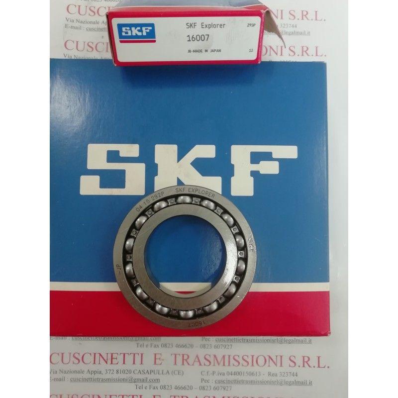 Cuscinetto 16007 SKF 35x62x9 Weight 0,108 16007