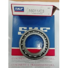 Cuscinetto 16011/C3 SKF 55x90x11 Weight 0,269 16011C3