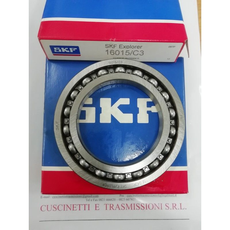 Cuscinetto 16015/C3 SKF 75x115x13 Weight 0,451 16015C3