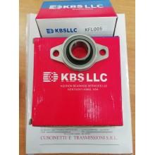 Supporto Alluminio KFL 005 KBS/USA 25x95x60