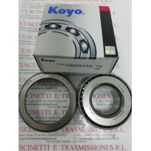 Cuscinetto HM 89446/HM 89410 Koyo- (34,92x76,2x29,37 Weight 0,654) HM89446/410,89446/89410,4THM89446/HM89410,89446-99401,8944...