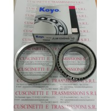 Cuscinetto JLM 104948/10 Koyo (50x82x21,5) Weight 0,435 JLM104948/10,104948/104910,104948/910,4T-JLM104948/JLM104910