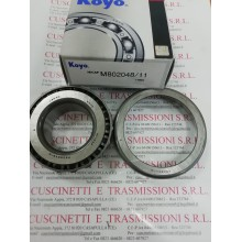 Cuscinetto M802048/11 Koyo (41,275x82,55x26.563) Weight 0,633 m802048/11,4tm802048/m802011,802048/802011,m802048/011qcl7c