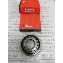 Cuscinetto 102305 CRAFT 25x62x17 Weight 0,250