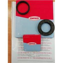 Anello di Tenuta (Paraolio) CORTECO- 47x65x16,5 COMBI SF6 NBR