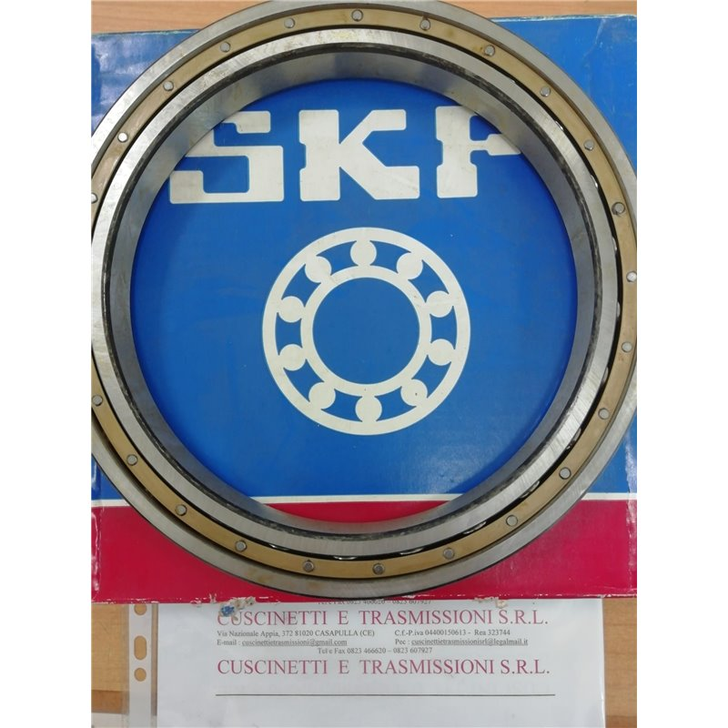 Cuscinetto 61868 MA/C3 SKF 340x420x38 Weight 11,33 61868MAC3
