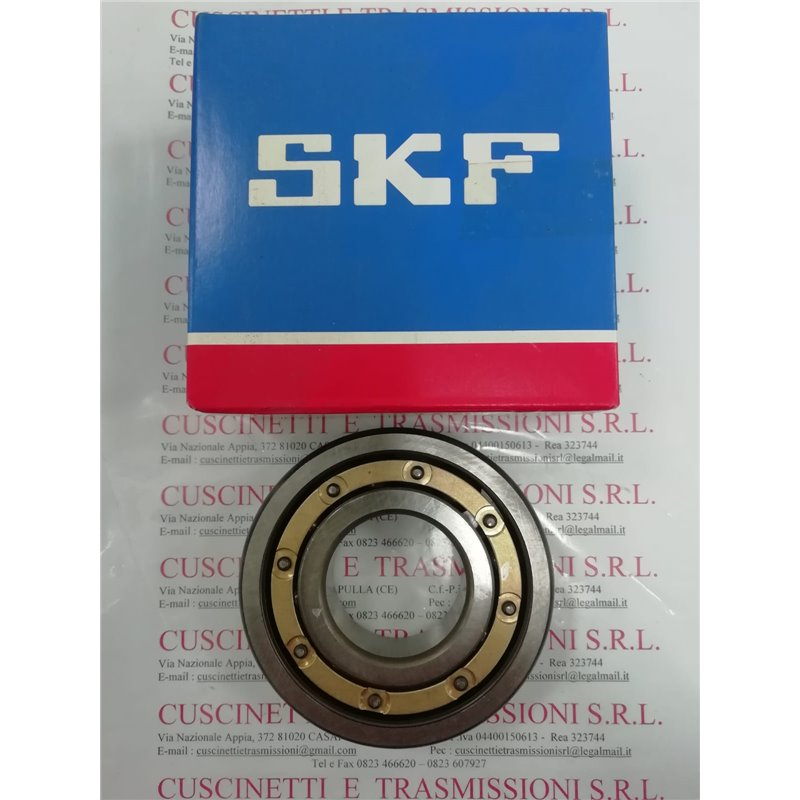 Cuscinetto 6032 M/C3 SKF 160x240x38 Weight 5,9285 6032MC3