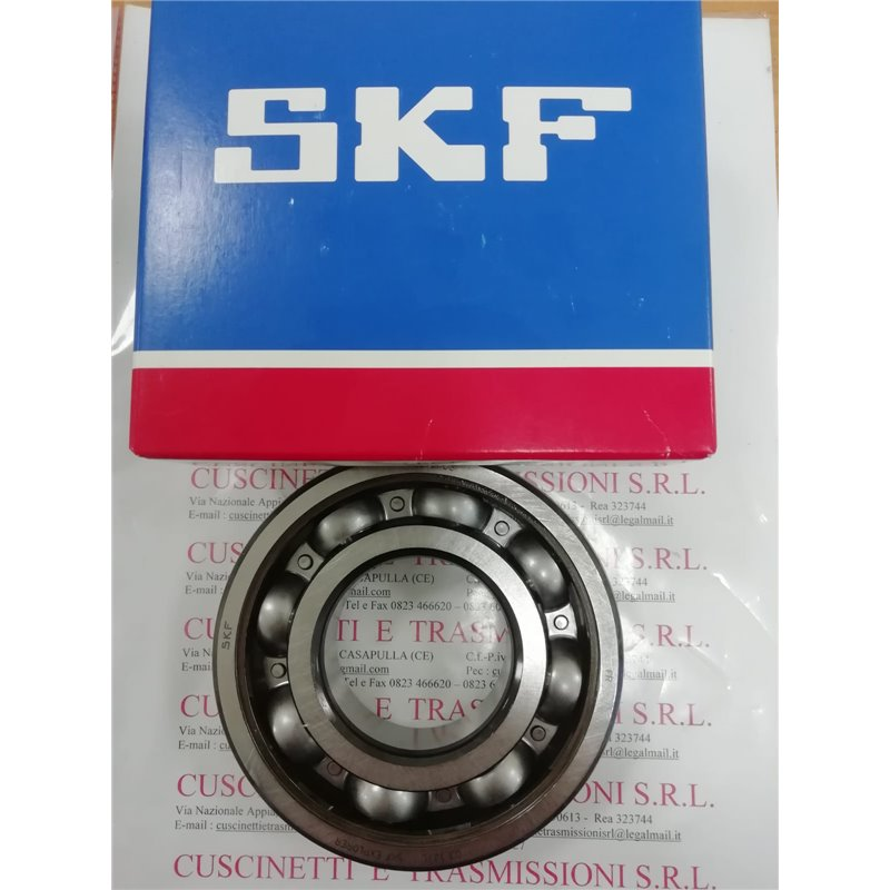 Cuscinetto 6212 SKF 60x110x22 Weight 0,7554 6212