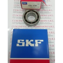 Cuscinetto 4206 ATN9 SKF 30x62x20 Weight 0,257 4206,4206ATN9,4206BBTVH,4206TVH