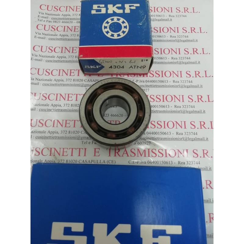 Cuscinetto 4304 ATN9 SKF 20x52x21 Weight 0,204 4304ATN9