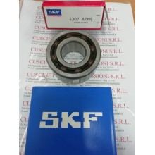 Cuscinetto 4307 ATN9 SKF 35x80x31 Weight 0,667 4307ATN9