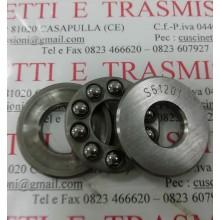 Cuscinetto SS 51201 Inox 12x28x11 Import